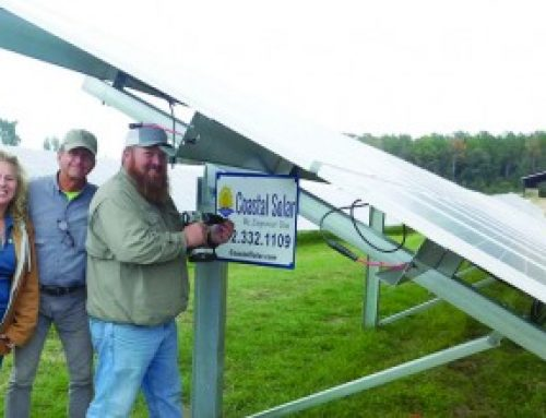 Making History for a Louisiana Poultry Farm